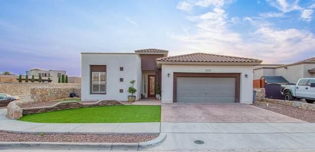 3177 Amistoso Street, El Paso, TX 79938 (MLS #832921) :: Preferred Closing Specialists