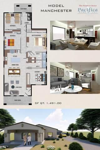 14344 Lago Di Garda Court, Horizon City, TX 79928 (MLS #832937) :: The Purple House Real Estate Group