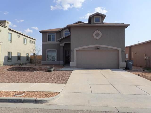 12944 Cozy Cove, El Paso, TX 79938 (MLS #832946) :: Preferred Closing Specialists