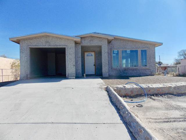 516 Emerson Street, El Paso, TX 79915 (MLS #832965) :: Preferred Closing Specialists