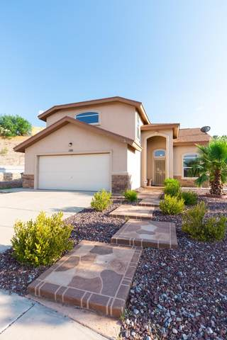 1501 Ruth Deerman Place, El Paso, TX 79912 (MLS #832968) :: Preferred Closing Specialists