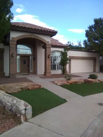 6277 Los Bancos Drive, El Paso, TX 79912 (MLS #832975) :: Preferred Closing Specialists