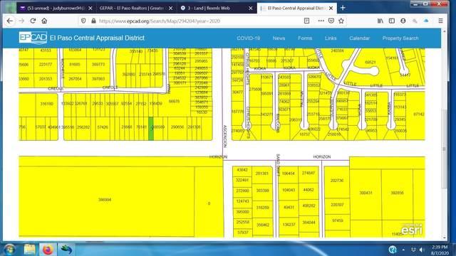 15037 Horizon Boulevard, Horizon City, TX 79928 (MLS #833001) :: Jackie Stevens Real Estate Group brokered by eXp Realty