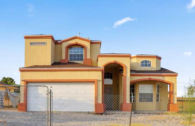 1334 Arruba Road, Canutillo, TX 79835 (MLS #833017) :: Preferred Closing Specialists