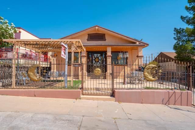 2525 Federal Avenue, El Paso, TX 79930 (MLS #833027) :: Preferred Closing Specialists
