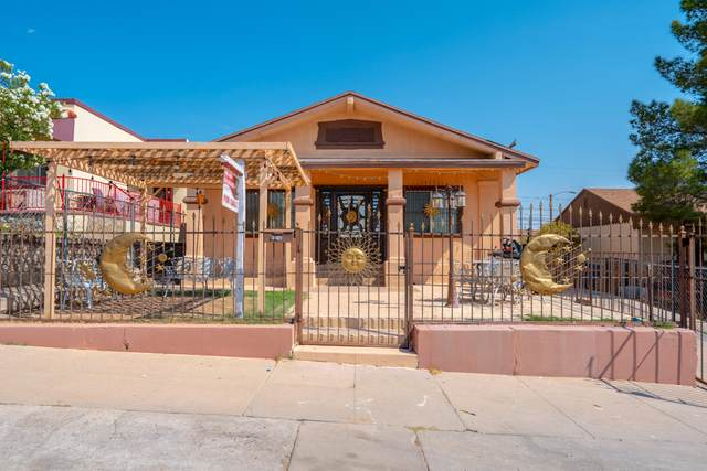 2525 Federal Avenue, El Paso, TX 79930 (MLS #833027) :: Jackie Stevens Real Estate Group brokered by eXp Realty