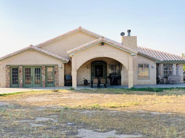 201 Bauman Road, Socorro, TX 79927 (MLS #833052) :: Preferred Closing Specialists