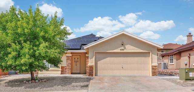 6741 Parque Del Sol Drive, El Paso, TX 79911 (MLS #833073) :: Jackie Stevens Real Estate Group brokered by eXp Realty