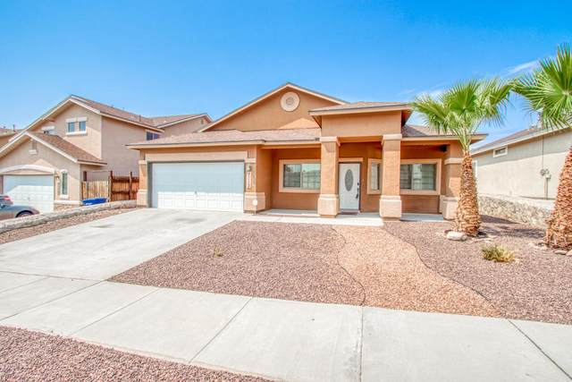 7113 Luz De Sol Drive, El Paso, TX 79912 (MLS #833076) :: Preferred Closing Specialists