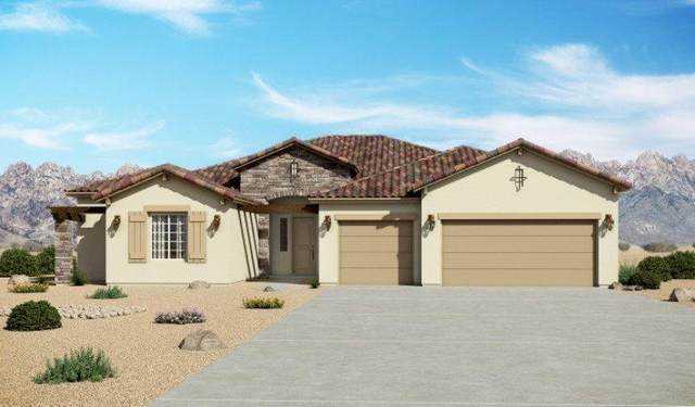 5884 Valle Bello Avenue, El Paso, TX 79932 (MLS #833087) :: Preferred Closing Specialists