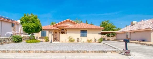 90 Saint Andrews Drive, Santa Teresa, NM 88008 (MLS #833119) :: Mario Ayala Real Estate Group