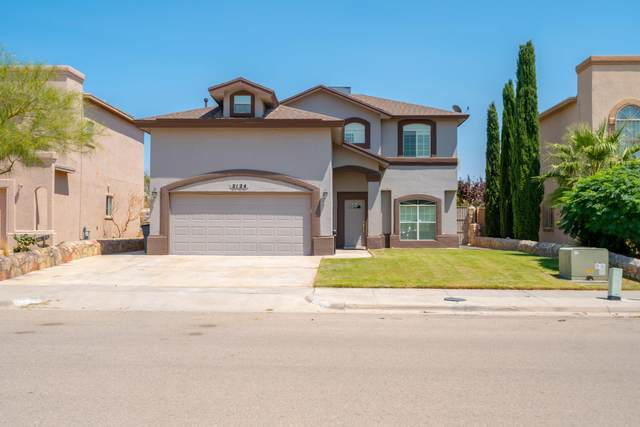 2124 Setting Sun Drive, El Paso, TX 79938 (MLS #833120) :: Jackie Stevens Real Estate Group brokered by eXp Realty