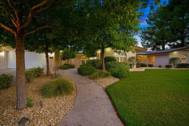 9908 Eastridge Drive, El Paso, TX 79925 (MLS #833127) :: Mario Ayala Real Estate Group