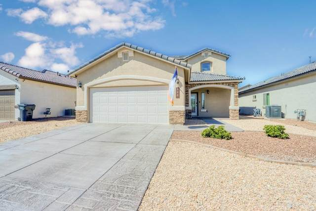 809 Oxfordshire Street, El Paso, TX 79928 (MLS #833141) :: The Matt Rice Group