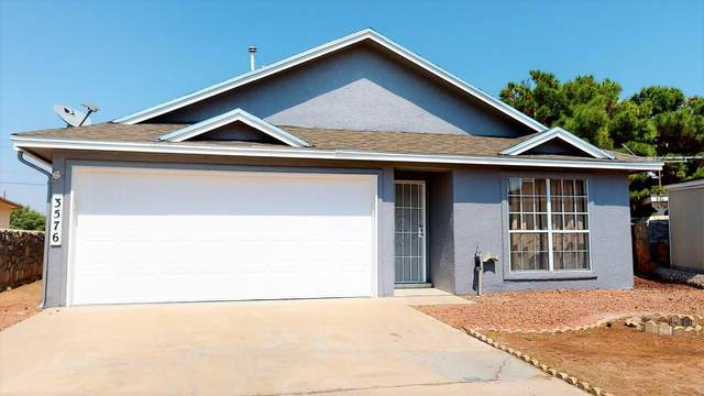 3576 Eagle Crest Place, El Paso, TX 79936 (MLS #833142) :: The Matt Rice Group