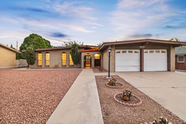 9016 Moye Drive, El Paso, TX 79925 (MLS #833157) :: The Matt Rice Group