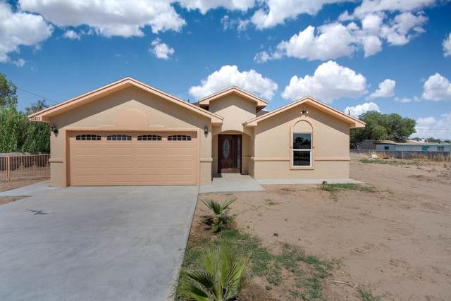 10815 Regina Drive, Socorro, TX 79927 (MLS #833169) :: Preferred Closing Specialists
