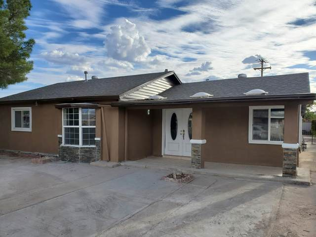 1507 Sioux Drive, El Paso, TX 79925 (MLS #833181) :: Jackie Stevens Real Estate Group brokered by eXp Realty