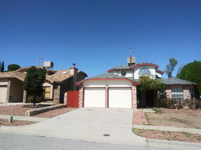 4609 Loma De Cobre Drive, El Paso, TX 79934 (MLS #833197) :: The Matt Rice Group