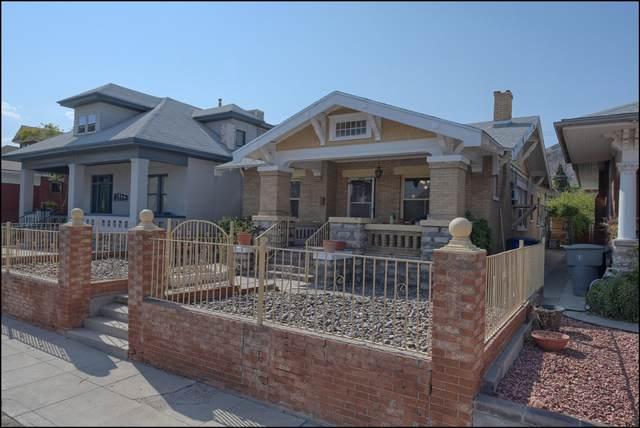 1915 E Rio Grande Avenue, El Paso, TX 79902 (MLS #833204) :: Preferred Closing Specialists