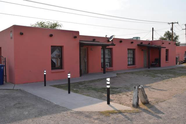 601 Lafayette Drive, El Paso, TX 79915 (MLS #833206) :: Preferred Closing Specialists