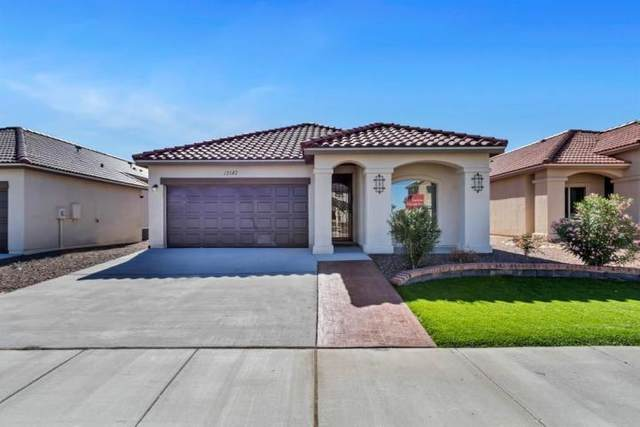 905 Malven Place, El Paso, TX 79915 (MLS #833218) :: Mario Ayala Real Estate Group