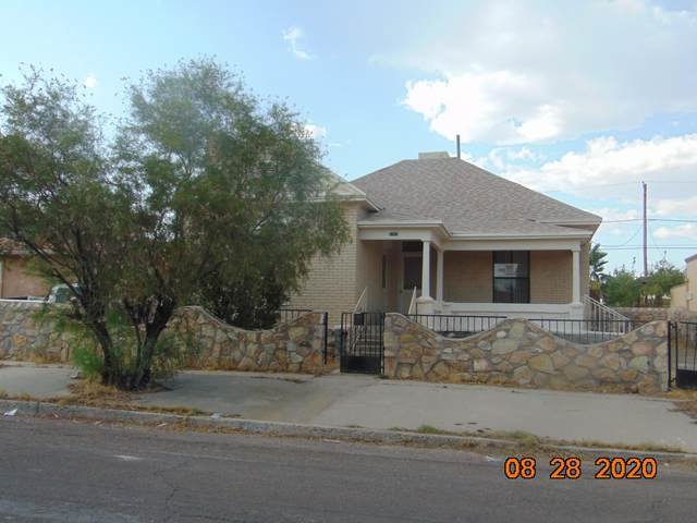 3005 Douglas Avenue, El Paso, TX 79903 (MLS #833223) :: Preferred Closing Specialists