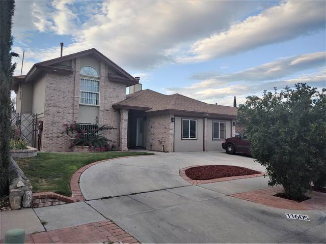 11605 Cayuga Circle, El Paso, TX 79936 (MLS #833229) :: Mario Ayala Real Estate Group