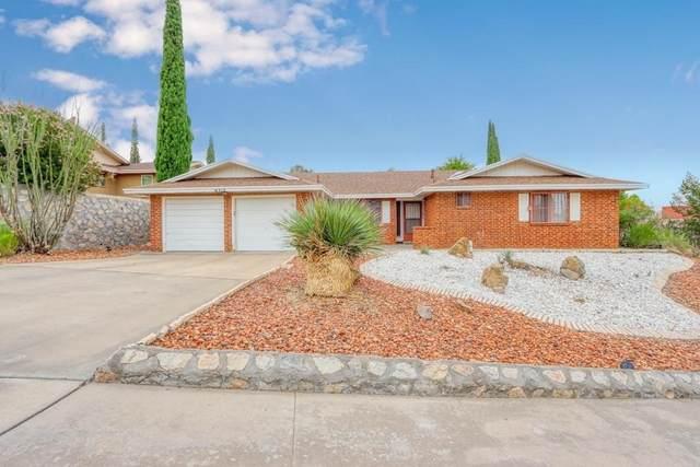 6313 Camino Alegre Drive, El Paso, TX 79912 (MLS #833273) :: Preferred Closing Specialists