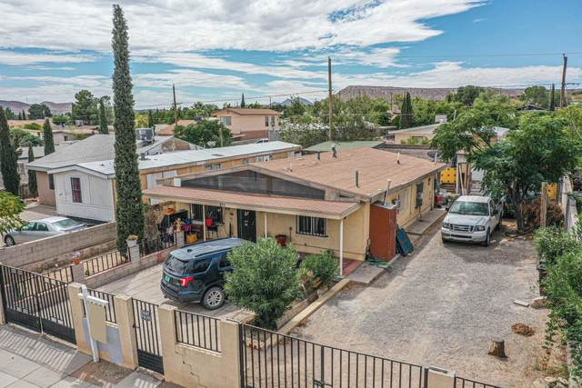 211 Fourth Street, Sunland Park, NM 88063 (MLS #833301) :: Preferred Closing Specialists