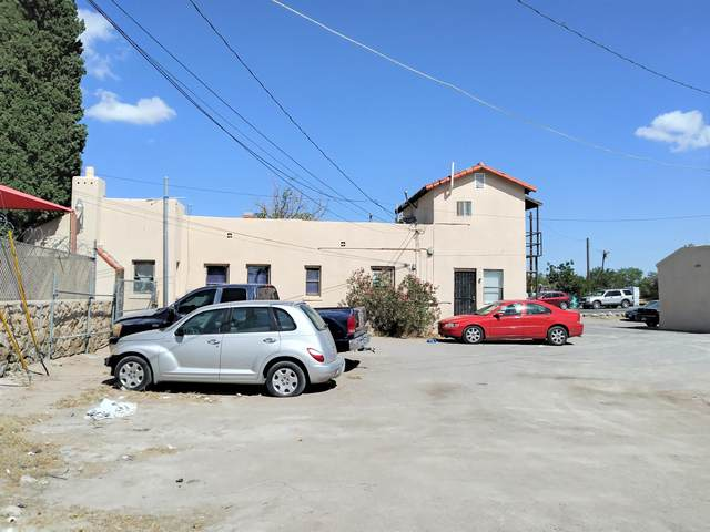 8001 Alameda Avenue #13, El Paso, TX 79915 (MLS #833315) :: Mario Ayala Real Estate Group