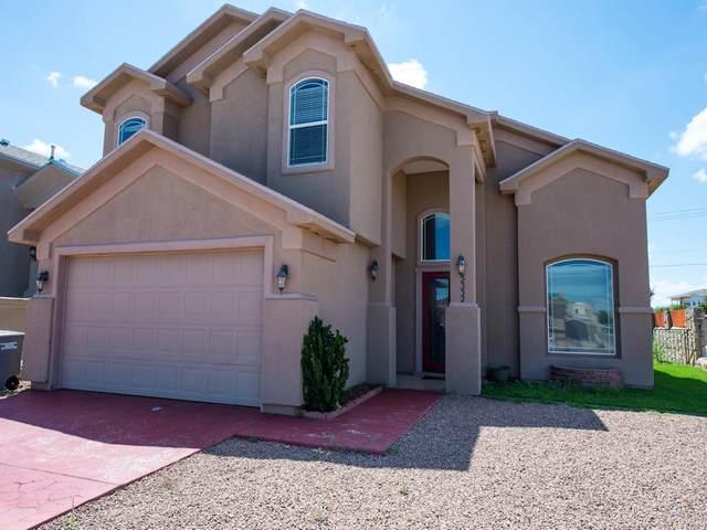5332 Isaias Avalos Lane, El Paso, TX 79934 (MLS #833349) :: The Matt Rice Group