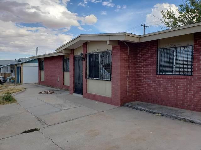 5020 Tropicana Avenue, El Paso, TX 79924 (MLS #833358) :: Mario Ayala Real Estate Group