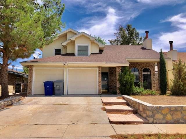 7432 Lakehurst Road, El Paso, TX 79912 (MLS #833360) :: Preferred Closing Specialists