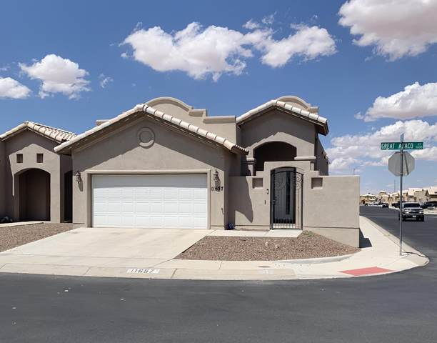 11657 Great Abaco Court, El Paso, TX 79936 (MLS #833370) :: Jackie Stevens Real Estate Group brokered by eXp Realty