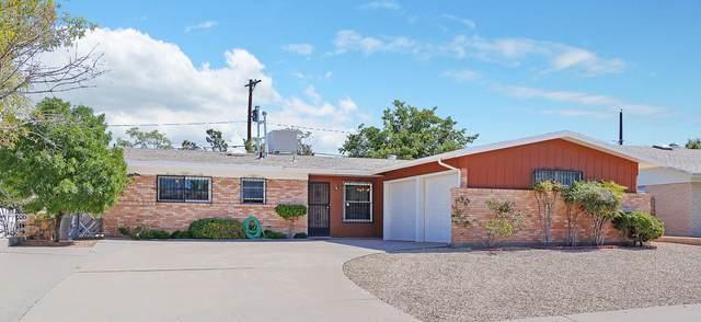10208 Suez Drive, El Paso, TX 79925 (MLS #833382) :: Preferred Closing Specialists