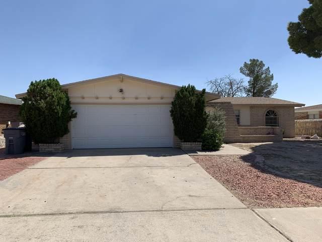 6704 Pino Real Drive, El Paso, TX 79912 (MLS #833395) :: The Matt Rice Group