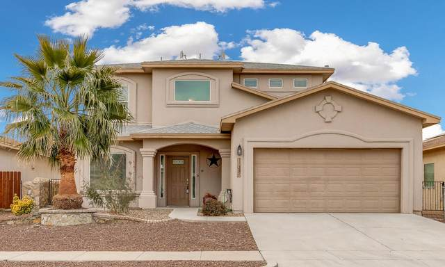 11203 Redstone Peak Place, El Paso, TX 79934 (MLS #833407) :: Preferred Closing Specialists