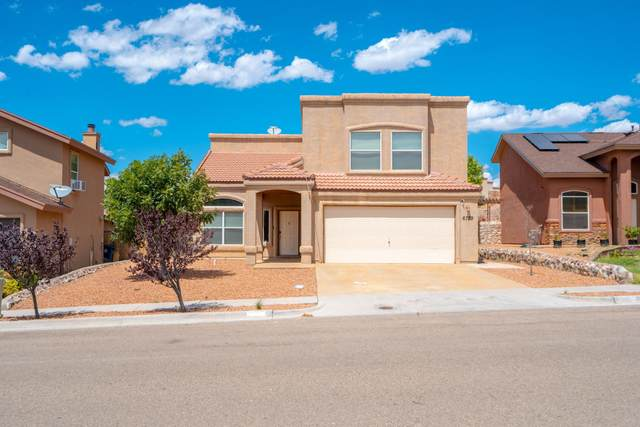 6729 Parque Del Sol, El Paso, TX 79911 (MLS #833412) :: Jackie Stevens Real Estate Group brokered by eXp Realty