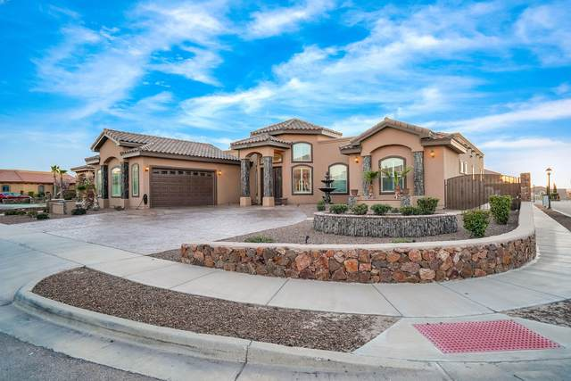 899 Cortona Place, El Paso, TX 79928 (MLS #833420) :: The Matt Rice Group