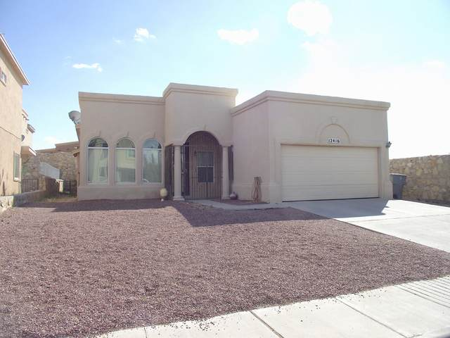 12416 Jon Evans Drive, El Paso, TX 79938 (MLS #833433) :: The Matt Rice Group