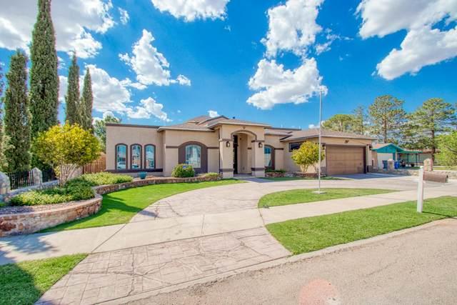 9818 Naomi Drive, El Paso, TX 79927 (MLS #833465) :: Jackie Stevens Real Estate Group brokered by eXp Realty
