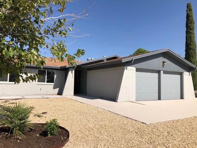 621 Cascade Lane, El Paso, TX 79912 (MLS #833474) :: Mario Ayala Real Estate Group
