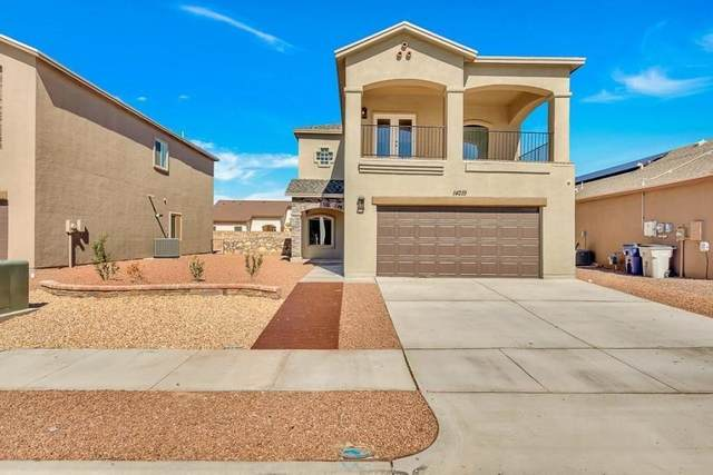 740 Croxdale, El Paso, TX 79928 (MLS #833486) :: The Matt Rice Group