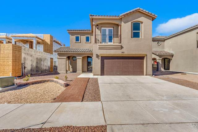 736 Croxdale, El Paso, TX 79928 (MLS #833488) :: The Matt Rice Group