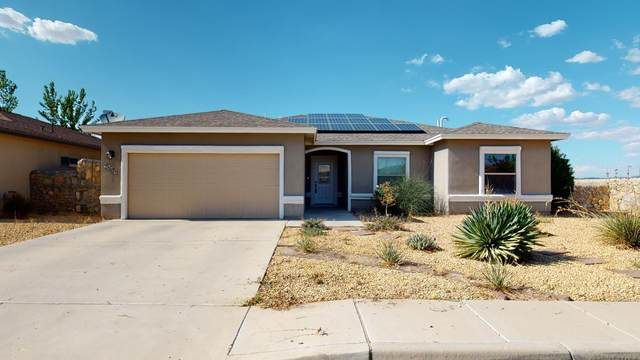5825 Essex Court, Santa Teresa, NM 88008 (MLS #833493) :: Preferred Closing Specialists