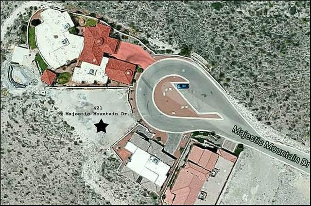 421 Majestic Mountain Drive, El Paso, TX 79912 (MLS #833505) :: The Matt Rice Group
