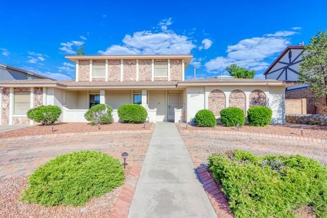 11673 Andrienne Drive, El Paso, TX 79936 (MLS #833507) :: Preferred Closing Specialists