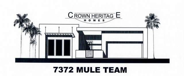 7372 Mule Team Drive, El Paso, TX 79911 (MLS #833510) :: Mario Ayala Real Estate Group
