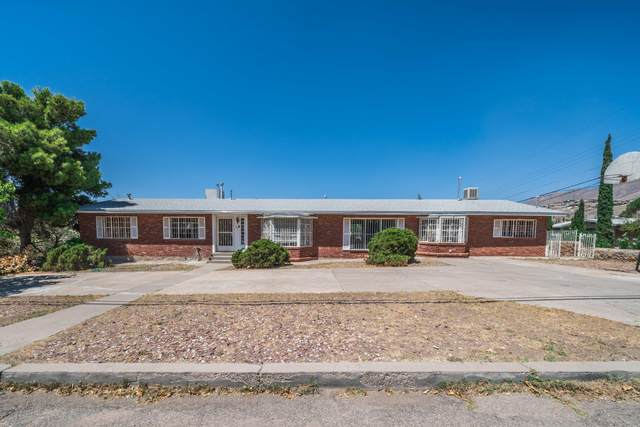 501 E University Avenue, El Paso, TX 79902 (MLS #833554) :: Mario Ayala Real Estate Group